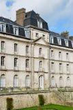 Edificio viejo en Vannes Imagenes de archivo