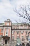 Edificio viejo hermoso de la moda en Osaka fotografía de archivo libre de regalías