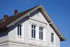 Edificio viejo renovado Fotografía de archivo libre de regalías