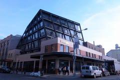 Edificio 837 Washington Street di Samsung fotografia stock libera da diritti