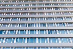 Edificio Windows Foto de archivo