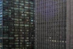 Edificio Windows Fotografía de archivo libre de regalías