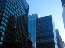 Edificios 1 Fotografía de archivo