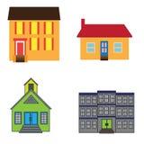Edificios Imagen de archivo