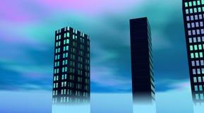 Edificios Fotos de archivo libres de regalías