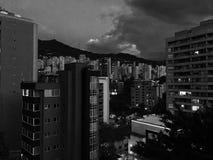 Edificios abstractos Fotos de archivo