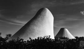 Edificios abstractos modernos Fotografía de archivo libre de regalías