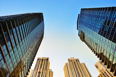 Edificios altos Imagen de archivo