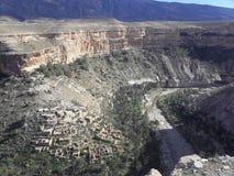 Edificios antiguos - BATNA - ARGELIA Imágenes de archivo libres de regalías