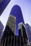 Edificios céntricos de San Francisco Fotografía de archivo libre de regalías