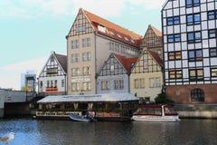 Edificios coloridos Fotos de archivo libres de regalías