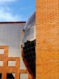 Edificios comerciales Foto de archivo libre de regalías