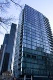 Edificios comerciales en Seattle céntrica Imagen de archivo