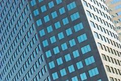 Edificios corporativos Fotografía de archivo