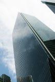 Edificios corporativos Foto de archivo