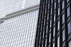 Edificios corporativos modernos Imagen de archivo libre de regalías