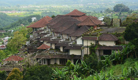 Edificios de Bali Imagen de archivo