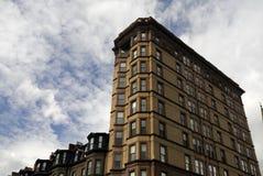 Edificios de Boston Fotografía de archivo libre de regalías