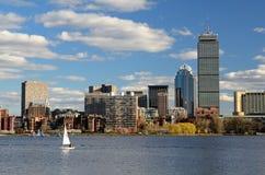 Edificios de Boston imágenes de archivo libres de regalías