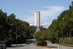Edificios de la Capital del Estado de la Florida Imagen de archivo