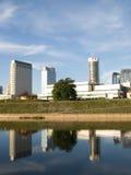 Edificios de la ciudad Foto de archivo