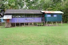 Edificios de la isla del mono Imagen de archivo libre de regalías