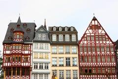 Edificios de la obra clásica de Alemania Fotografía de archivo libre de regalías