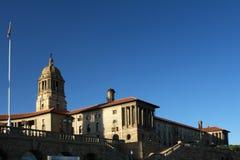 Edificios de la unión Imagen de archivo libre de regalías