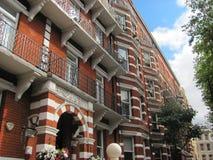 Edificios de Londres fotografía de archivo libre de regalías