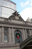 Edificios de Metlife del ferrocarril de Grand Central, los E.E.U.U. Fotografía de archivo libre de regalías