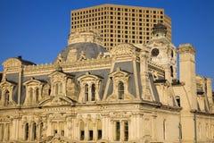 Edificios de Milwaukee - viejos y nuevos Foto de archivo libre de regalías