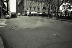 Edificios de New York City Foto de archivo libre de regalías
