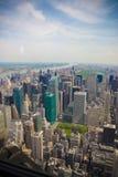 Edificios de New York City Fotos de archivo