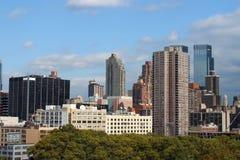 Edificios de Nueva York Imagen de archivo libre de regalías