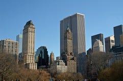 Edificios de NYC Foto de archivo