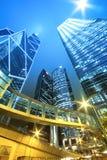 Edificios de oficinas Imagen de archivo libre de regalías