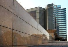 Edificios de oficinas Fotografía de archivo