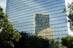 Edificios de oficinas imagen de archivo