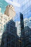 Edificios de oficinas Imágenes de archivo libres de regalías