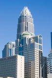 Edificios de oficinas Fotografía de archivo libre de regalías