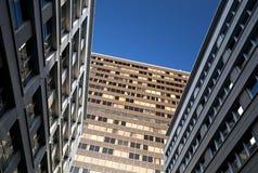 Edificios de oficinas de Berlín. Imagenes de archivo