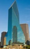 Edificios de oficinas de Dallas Imágenes de archivo libres de regalías