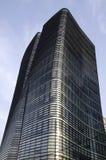 Edificios de oficinas de la arquitectura moderna Fotografía de archivo