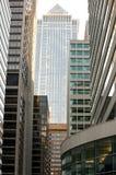 Edificios de oficinas de Philadelphia fotografía de archivo