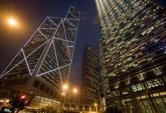 Edificios de oficinas urbanos Imagen de archivo