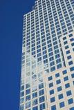 Edificios de oficinas urbanos modernos Foto de archivo libre de regalías