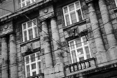 Edificios de Praga Fotografía de archivo