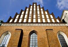 Edificios de Varsovia Fotografía de archivo libre de regalías