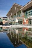 Edificios del campus de Microsoft fotografía de archivo