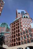 Edificios del ministerio en el centro de Den Haag The Hague como nueva construcción céntrica imagenes de archivo
